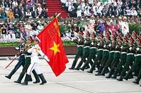 Tổng duyệt Lễ mít tinh, diễu binh, diễu hành kỷ niệm Quốc khánh 2.9