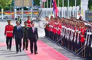 Việt Nam-Thái Lan:  Quan hệ toàn diện, thực chất