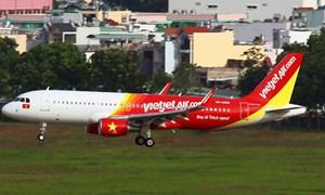 Vietjet nhận tiếp máy bay theo hợp đồng với Airbus