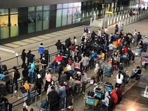 340 công dân Việt ở Anh đã về nước an toàn