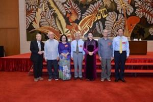 Xây dựng nền báo chí cách mạng Việt Nam trong sạch, giàu tính chiến đấu