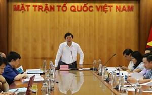 Tăng cường công tác vận động, tập hợp người Việt Nam ở nước ngoài