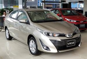 10 xe bán chạy nhất tháng 5/2020: VinFast Fadil vượt Hyundai Grand i10