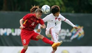 Vàng mười của bóng đá nữ