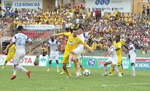 Vòng 4 V-League 2020: Cuộc chiến khốc liệt
