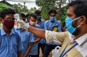Ấn Độ ghi nhận số ca nhiễm Covid-19 kỷ lục