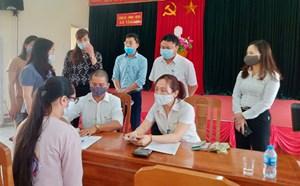 Thái Nguyên: Hoàn thành chi trả đợt 2 hỗ trợ người dân bị ảnh hưởng bởi Covid-19 trước 1/7