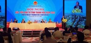Thanh Hóa: Chào đón 34 dự án đầu tư với tổng vốn gần 15 tỷ USD