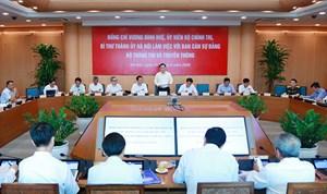 Hà Nội xây dựng chiến lược chuyển đổi số, trở thành trung tâm của khu vực
