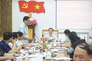 Phú Thọ: Giám sát đảm bảo chi trả hỗ trợ đúng đối tượng