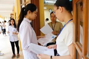 Thi tốt nghiệp THPT 2020 tổ chức trong hai ngày 9 và 10/8
