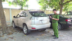 Quảng Nam: Điều tra làm rõ việc chuyển nhượng trái phép xe ô tô