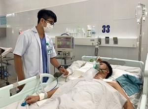 Đà Nẵng: Cứu sống du khách đuối nước đã ngưng thở 20 phút