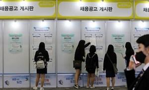 Tỷ lệ thất nghiệp ở Hàn Quốc cao kỷ lục