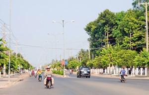 Tân Biên - vùng đất trù phú