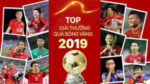 Gala Quả bóng Vàng Việt Nam 2019 sẽ diễn ra tối 26/5