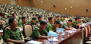Bộ Công an điều động, bổ nhiệm hàng loạt nhân sự mới