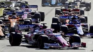 Thêm ba chặng đua F1 bị huỷ bỏ trong mùa giải 2020