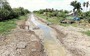Giải 'cơn khát' cho đồng bằng sông Cửu Long