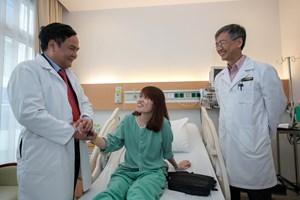 Cấy ghép thành công tim nhân tạo hỗ trợ tâm thất cho bệnh nhân suy tim giai đoạn cuối