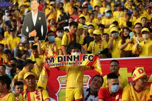 Bóng đá Việt Nam: Trở lại với trạng thái mới