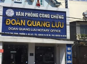Bắt nữ Trưởng phòng Sở Tư pháp tỉnh Lâm Đồng về hành vi lừa đảo