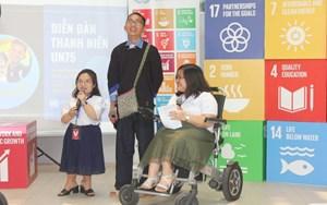 Giới trẻ Việt Nam cùng chia sẻ khát vọng xây dựng tương lai