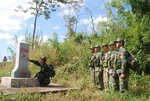 Luật Biên phòng sẽ góp phần bảo vệ vững chắc biên giới quốc gia