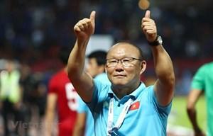 Ông Park Hang Seo lọt vào danh sách HLV xuất sắc nhất châu Á