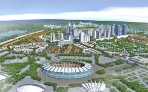Phát triển Hòa Lạc thành đô thị mới hiện đại