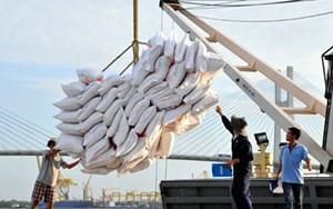 Xuất khẩu gạo đạt 1,4 tỷ USD