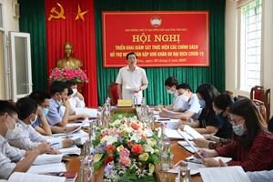 Thái Bình: Hỗ trợ ngư dân lắp đặt thiết bị giám sát hành trình trên tàu cá