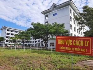 Quảng Nam: Chuẩn bị đón 343 công dân Việt Nam từ Đài Loan trở về cách ly