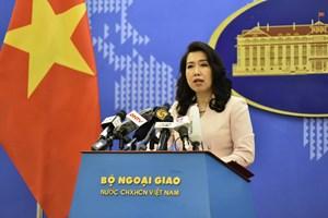 Việt Nam khuyến cáo công dân tránh đến khu vực có biểu tình ở Mỹ