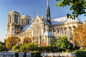 Tu sửa Nhà thờ Đức Bà Paris gặp khó