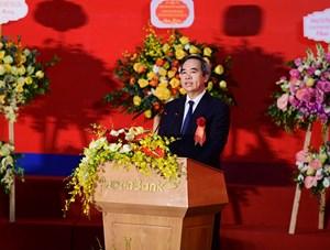 Trưởng ban Kinh tế Trung ương dự Đại hội Đảng bộ VietinBank lần thứ X