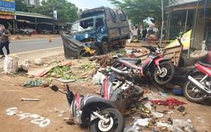 Đắk Nông: Khởi tố vụ ôtô tải gây tai nạn khiến 10 người thương vong