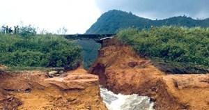 Cả nước có 1.200 hồ chứa xuống cấp, hư hỏng