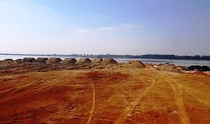 Vụ lấp vịnh An Hòa: Chủ đầu tư chờ kết quả thương lượng và thực hiện đền bù với dân