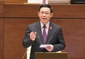 Đại biểu Quốc hội 'chấm điểm' ông Vương Đình Huệ trên cương vị Phó Thủ tướng