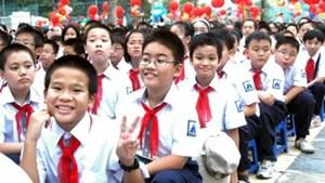 Ngày 30/6 Hà Nội công bố kế hoạch tuyển sinh đầu cấp