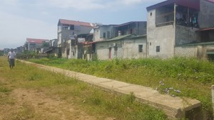 Thanh Hoá: Huyện bán đấu giá đất trái quy định