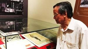 Chùm ảnh: Khai trương trưng bày Bảo tàng Báo chí Việt Nam