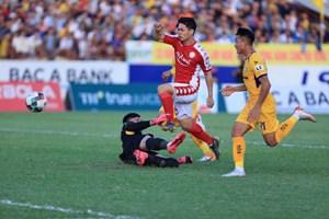Vòng 6 V-League 2020: Nhiều điểm nhấn đáng nhớ