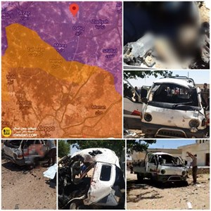 Lộ hình ảnh 'bom ninja' do Mỹ sản xuất xé nát mục tiêu tại Syria