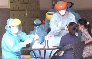 TP HCM đã lấy 16.473 mẫu xét nghiệm người về từ Đà Nẵng