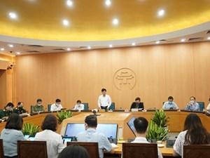 Hà Nội: Ba bệnh viện không đảm bảo an toàn phòng chống dịch Covid-19