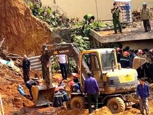 Vụ sạt lở đất ở Phú Thọ làm 4 người tử vong: Khởi tố một bị can