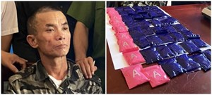 Nghệ An: Triệt phá đường dây ma túy từ Lào về Việt Nam