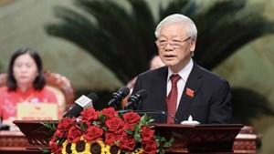 'Đảng bộ Hà Nội phải có tầm nhìn không chỉ một nhiệm kỳ'